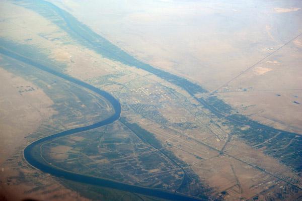 В какой стране река Тигр