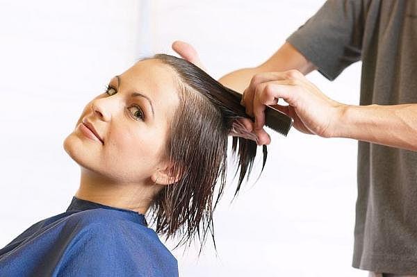 Домашний парикмахер подобрать себе прическу 176