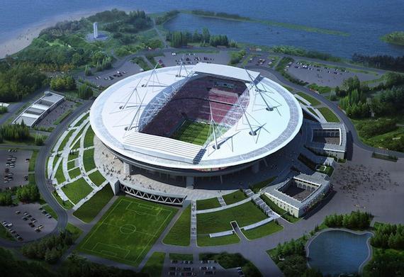 Когда откроют стадион на Крестовском полуострове в Санкт-Пет…