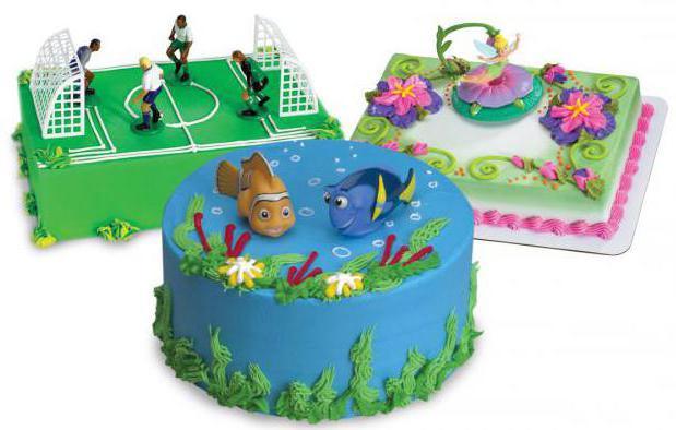 торт на заказ на день рождения недорого