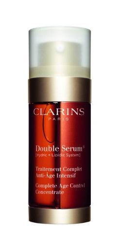 clarins double serum отзывы