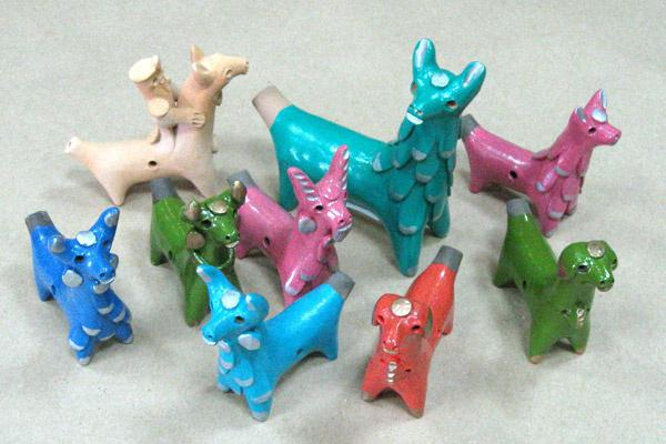 глиняные игрушки фото