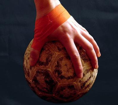 гандбол правила игры