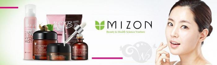 Корейская косметика Mizon: отзывы профессионалов. Крем Mizon…
