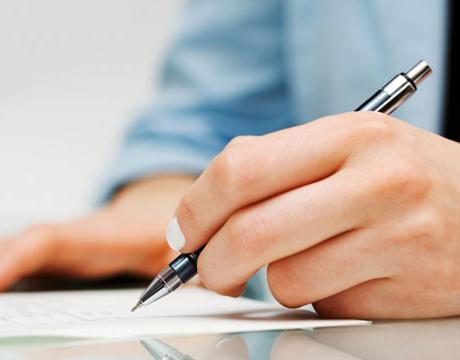 В чем разница слов подпись и роспись