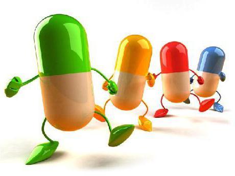 Современные антибактериальные препараты 45