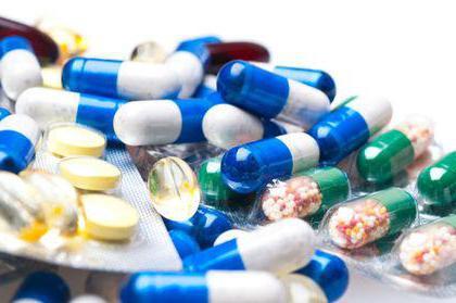 Современные антибактериальные препараты 41