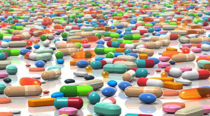 Современные антибактериальные препараты 40