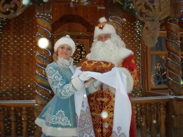 Дед мороз его одежда