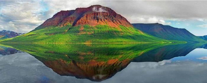 озеро лама глубина