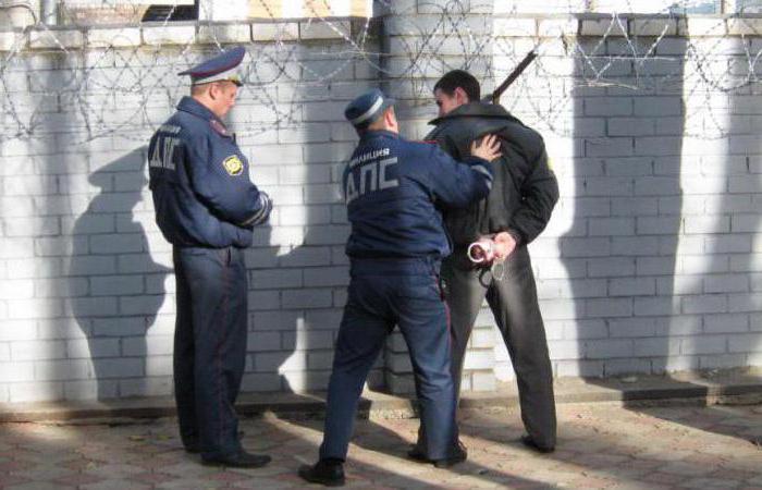 неповиновение требованиям сотрудника полиции
