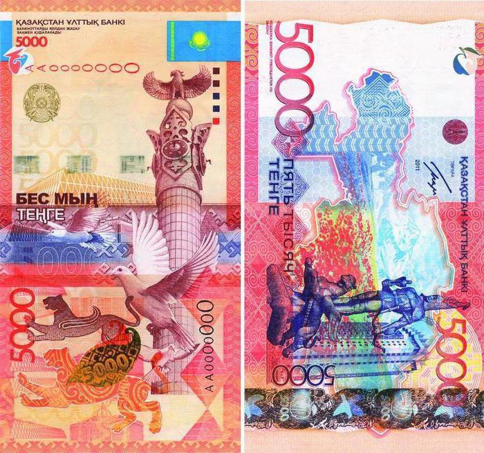 казахская валюта курс