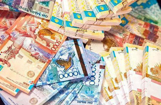 казахская валюта к рублю