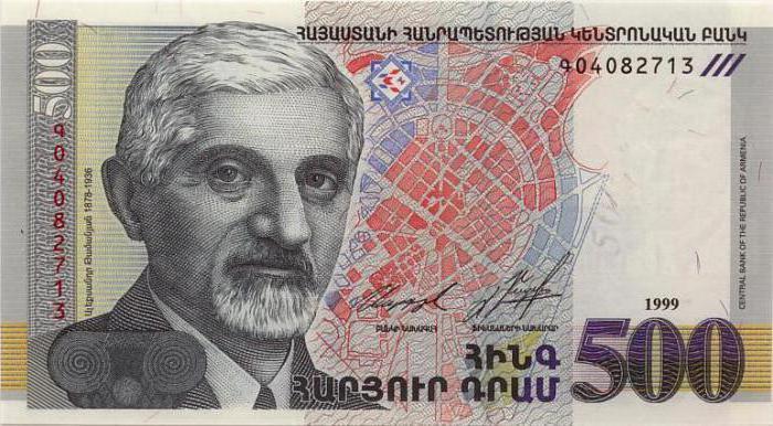 Деньги Армении: описание и интересные факты