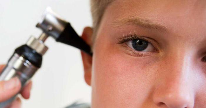 у ребенка стреляет ухо как лечить