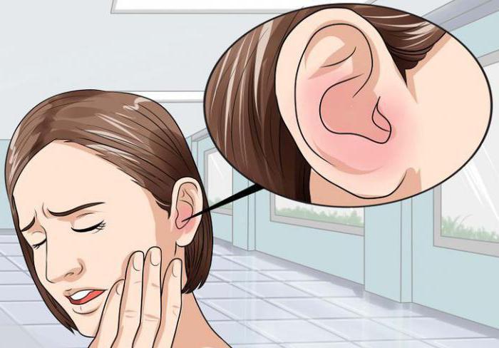 у ребенка стреляет ухо чем лечить в домашних условиях