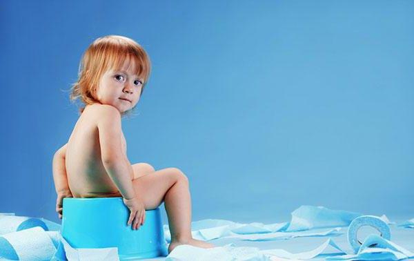 Бледно желтый кал у ребенка 4