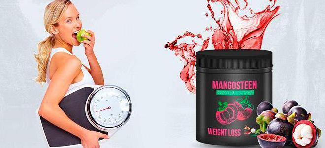 сироп мангустина для похудения купить в аптеке