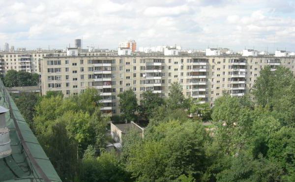 Самый сексуальный район в москве