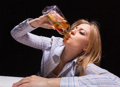 Что делать если женщина пьет