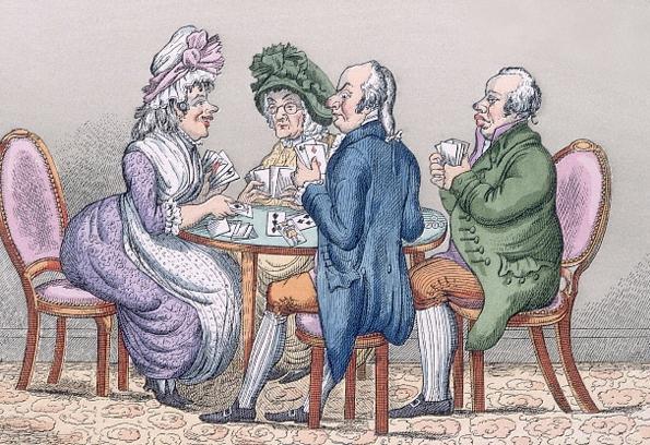 Выигрышная комбинация карт в покере