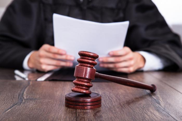 уголовный проступок и преступление