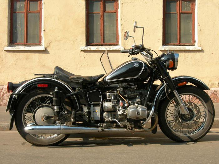 тюнинг двигателя мотоцикла урал