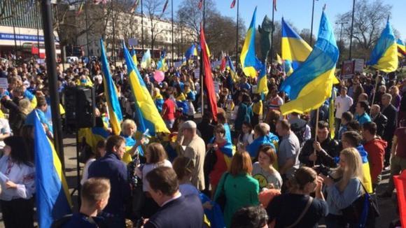 украинское посольство в россии
