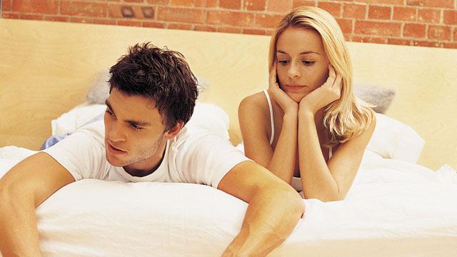 Пассивность жены в сексе