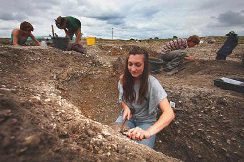 Археология и секс