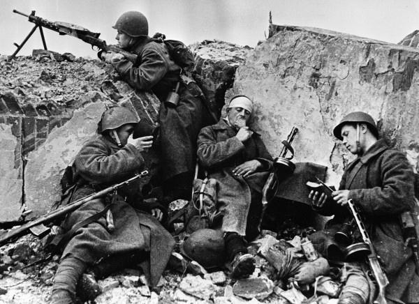великая отечественная война интересные факты