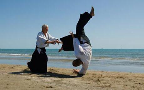 айкидо это японское боевое искусство