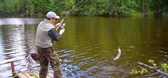 где есть бесплатная рыбалка в