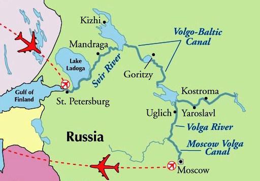 волго балтийский водный путь