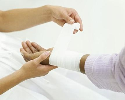 лечение 10 солевым раствором