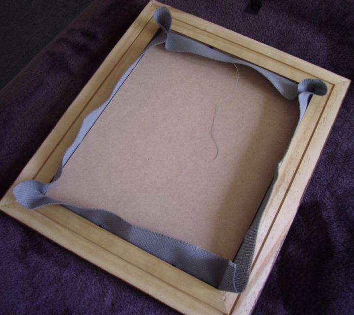 Багетные рамки для вышивки