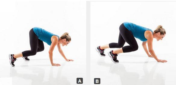 Фитнес упражнения видео для мужчин