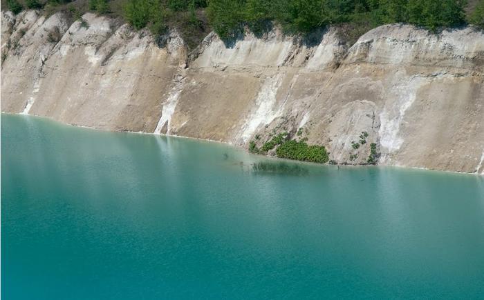 меловые озера