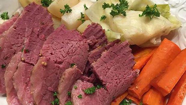 как засолить мясо в домашних условиях