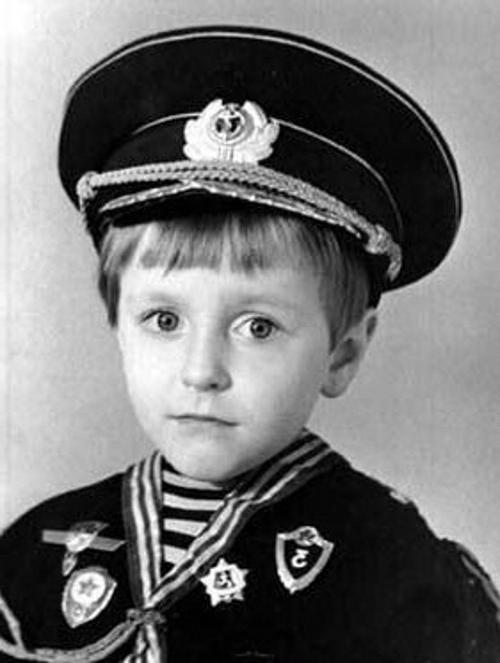 Дети безрукова сергея фото имена