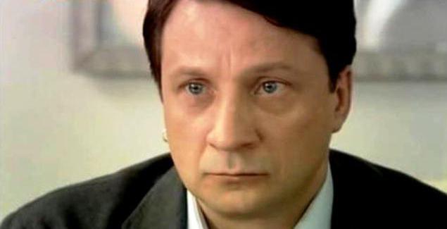 Диомид Виноградов актер