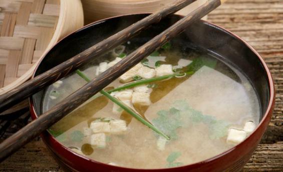 мисо суп в домашних условиях