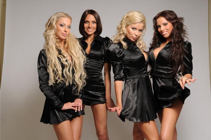 Порно фото группа блестящие в новом составе