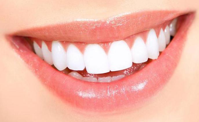 красивые здоровые зубы фото