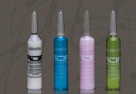 средство ухода за волосами после химической завивки