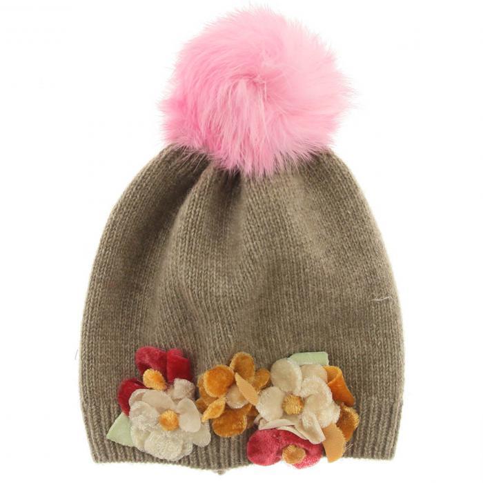 Хитом сезона в этом году является детская шапка с меховым помпоном. . Чтобы ребенку понравилась покупка