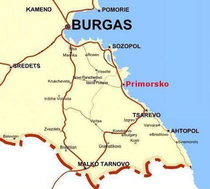 карта приморско болгария скачать бесплатно - фото 6