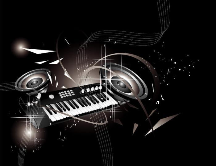 обучение на синтезаторе