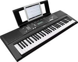 как играть песни на синтезаторе