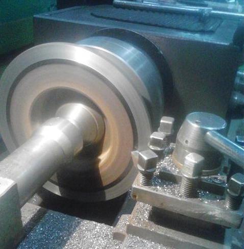 станок для проточки тормозных дисков